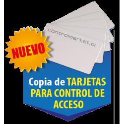 COPIA TARJETAS CONTROL DE ACCESO