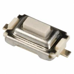 PULSADOR SMD 2 PIN TP 3X6X2,5