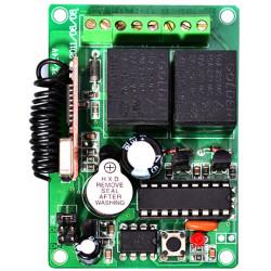 RECEPTOR RX YET 402PC 380MHZ CONTROLMARKET - CHILE
